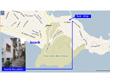L'ubicazione dell'appartamento , posizionato nella parte più bella di Gaeta dista circa 1 km dalla spiaggia